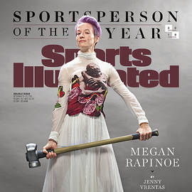 Megan Rapinoe, 2019 Sportsperson Of The Year Sports Illustrated Cover