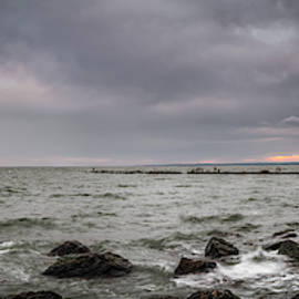 Meigs Point Pano by Simmie Reagor