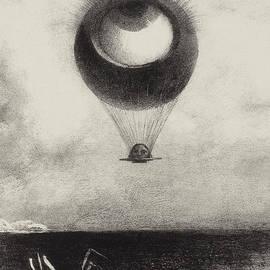 Mellerio  Eye by Odilon Redon