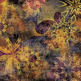 Mellow Starry Night by Grace Iradian