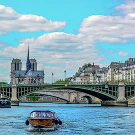Memories of Paris by Marcy Wielfaert