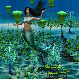 Mermaid 2 by Barroa Artworks