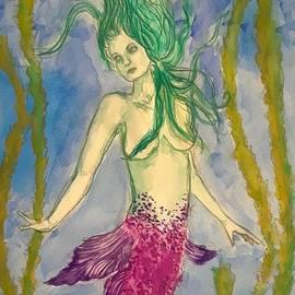 Mermaid by Jennie Hallbrown