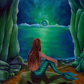 Mermaid's Cave by Faye Anastasopoulou