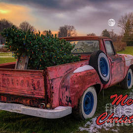 Janice Pariza - Merry Christmas Moon And The Old Studebaker