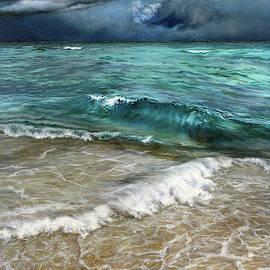 Miami Beach Storm by Steph Moraca
