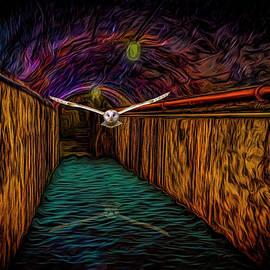 Midnight Stroll by Paul Wear