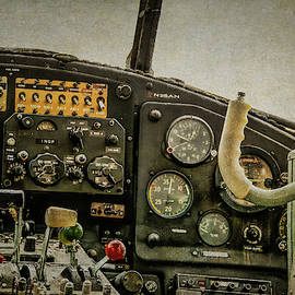 Mielec An2 Cockpit by Guy Whiteley