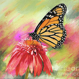 Mighty Monarch by Tina LeCour