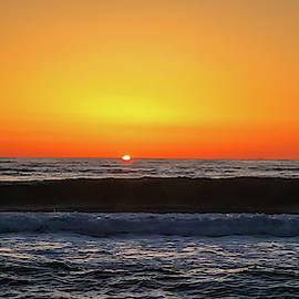 Mike's First Sunrise by Mike Hudson