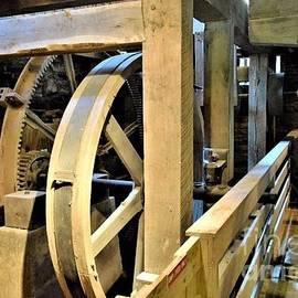 Mill Wheels by Richard Thomas