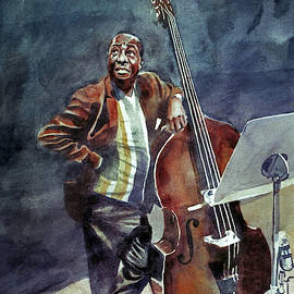 David Lloyd Glover - Milt Hinton Here Swings The Judge