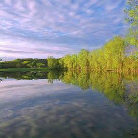 Mirror Lake by Susan Hope Finley