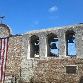 Mission San Juan Capistrano California The Ringing Of The Bells On September 11, 2019 by Michael Hoard