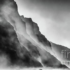 Mist on the rocks by Lyl Dil Creations