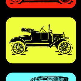 Model T Ford Triple by David King