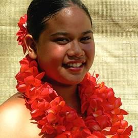 Molokai Hula Girl by James Temple
