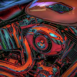 Molten Steel 1481 G_ms_2 by Steven Ward