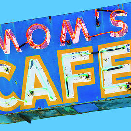 Mom's Cafe by Dominic Piperata