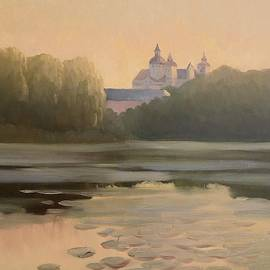 Monastery of the Discalced Carmelites in Berdichev by Marianna Maslova