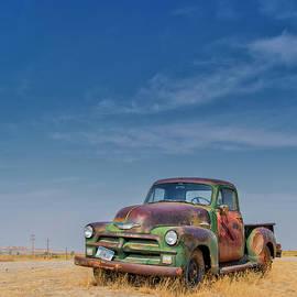 Montana Chevy by Jurgen Lorenzen