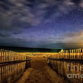 Montauk Stary Night by Alissa Beth Photography