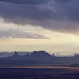 Monument Valley Vista by Leda Robertson