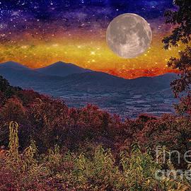 Moon in the Blue Ridge FX by Dan Carmichael