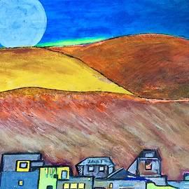 Moonshot by Dennis Ellman