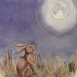 Moonstruck by Jennie Hallbrown