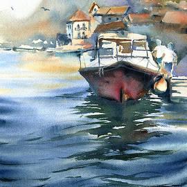 Morning At The Bay by Dora Hathazi Mendes