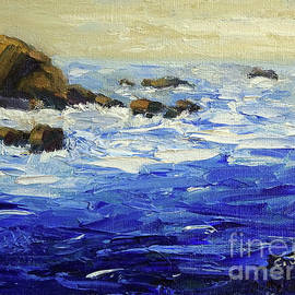 Morning at the Coast by Carolyn Jarvis