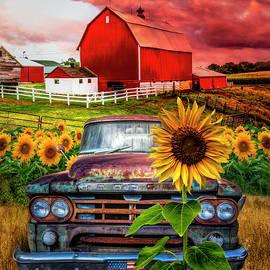 Morning Colors by Debra and Dave Vanderlaan