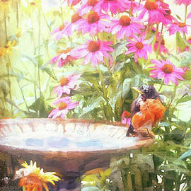 Morning Has Broken by Tina LeCour