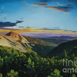 Morning Sunrise by Michael Nowak