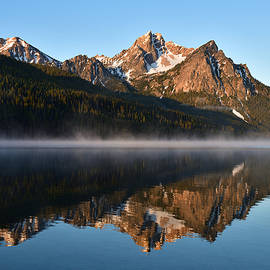 Morning Upon McGown Peak by Michael Morse