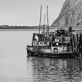 Morro Bay 1979-7 by Gene Parks