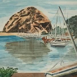 Morro Bay, CA by Katy Smith