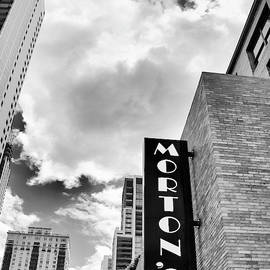MORTONS CALLING Gold Coast Chicago by William Dey