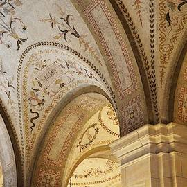 Mosaic Tiled Ceiling by Marla McPherson
