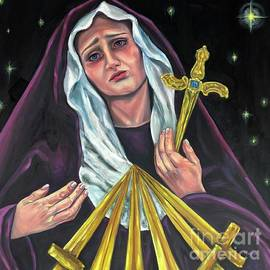 Our Lady of Sorrows  by Laura Napoli