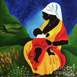 Motherhood by Patricia Brintle