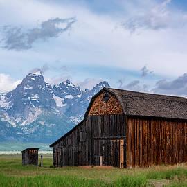 This is not the barn you seek by Douglas Wielfaert