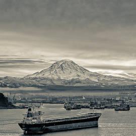 Mount Rainier by Josh Lucas