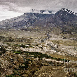 Mount St. Helens 2 by Webb Canepa