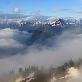 Alex Lim - Mountain Expanses