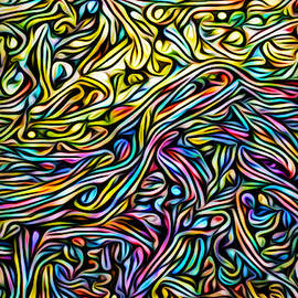 Mountain Spirit Dimensions by Joel Bruce Wallach