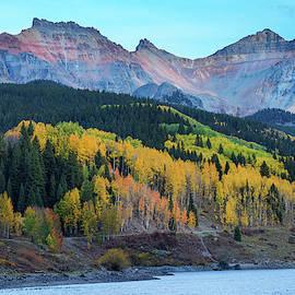 Mountain Trout Lake Wonder by James BO Insogna