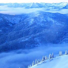 Alex Lim - Mountains In Blue
