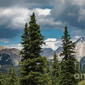Mountains Majesty by Janice Pariza